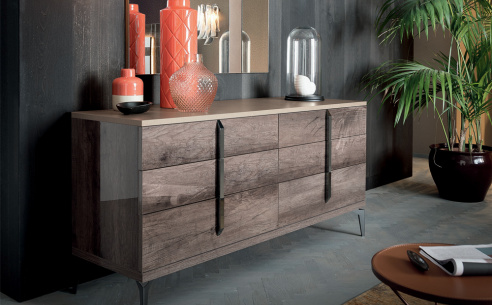 Matera 6 Drawer Chest