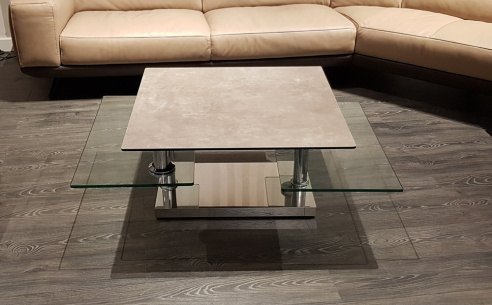 Motion Coffee Table  - EX DISPLAY