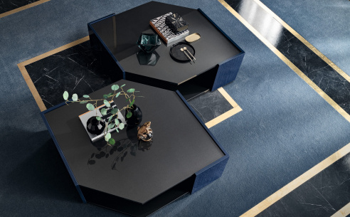 Ocean Square Coffee Table