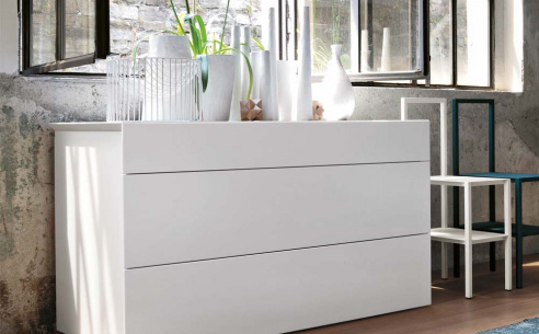 Pass 3 Drawer Chest