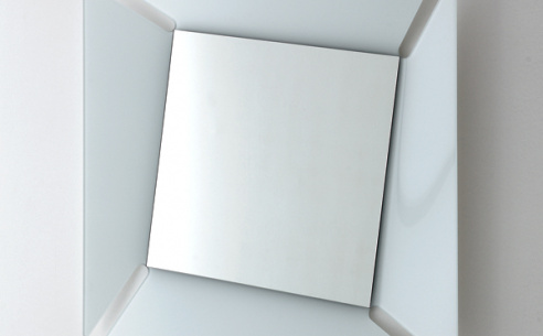 Photo Square Mirror