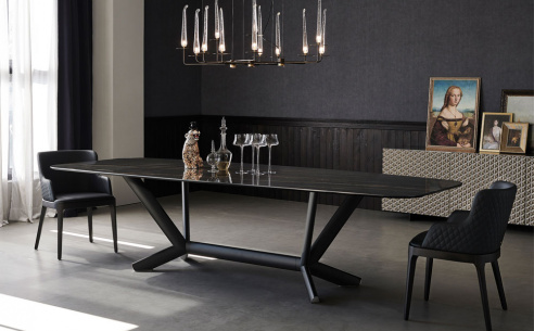 Planer Keramik Dining Table