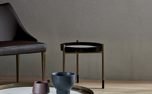Planet Round Side Table
