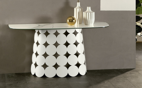 Pois Ceramic Console Table