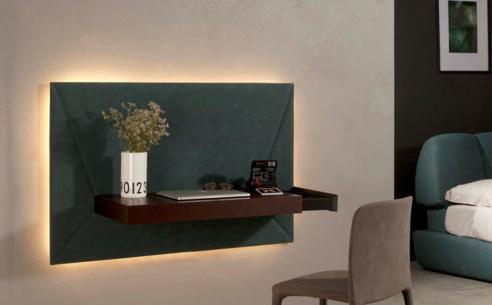 Sound Wall Desk