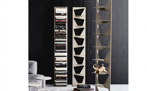 Trap Bookcase