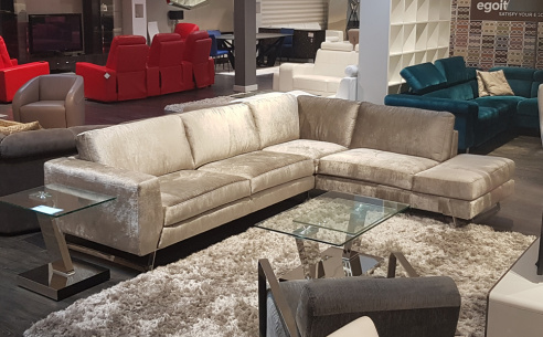 Vivid Corner Sofa - EX DISPLAY SOLD