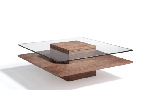 Zen Square Coffee Table
