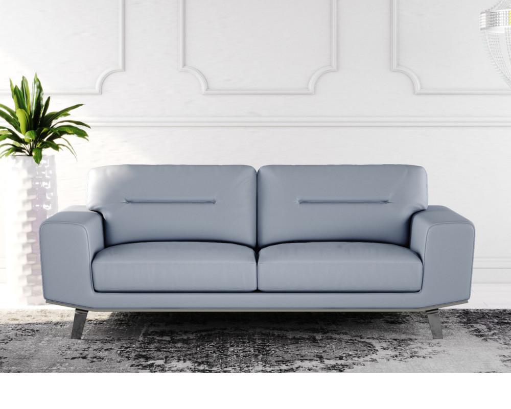 Buy Lago Leather Sofa Online in London, UK | Denelli Italia