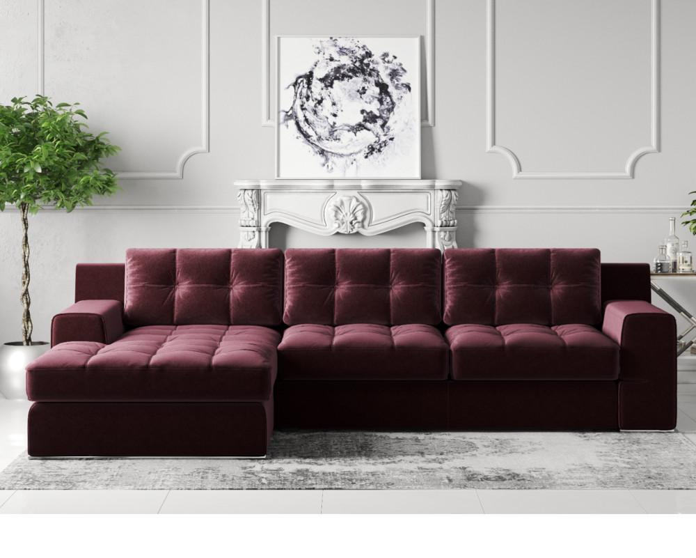 Buy Lazio Fabric Corner Sofa Online In London Uk