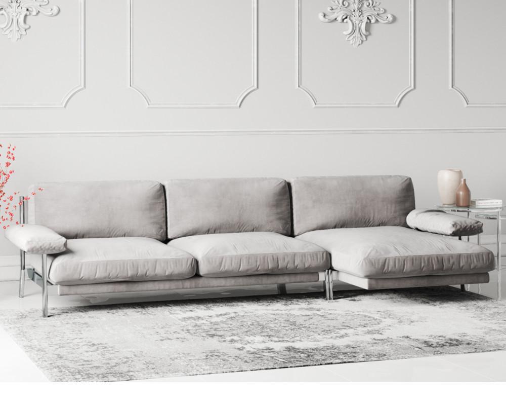 Buy Loafer Fabric Corner Sofa Online In London Uk