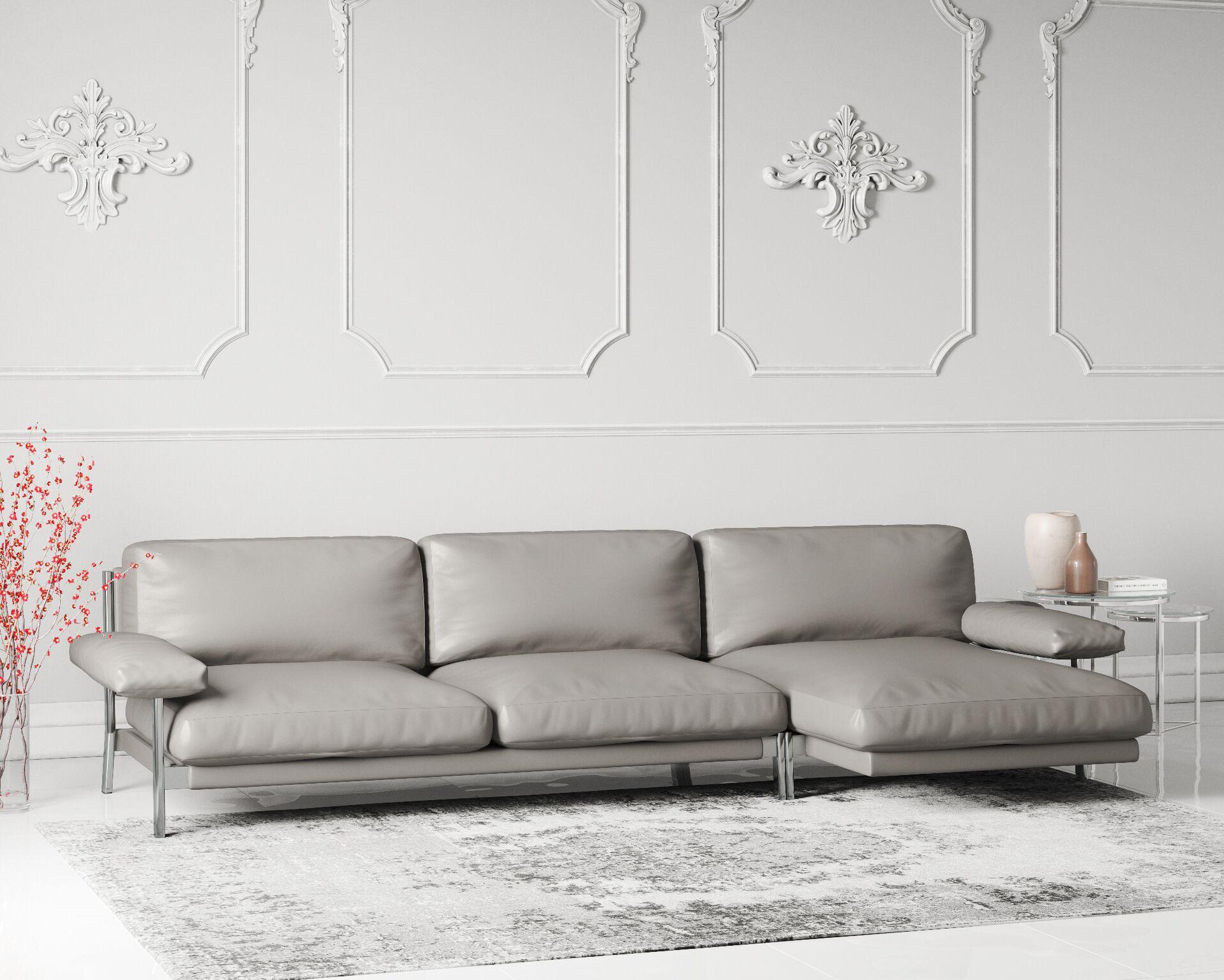 Buy Loafer Leather Corner Sofa Online in London, UK ...