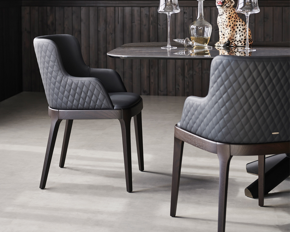 Buy Magda Couture Carver Dining Chair Online In London Uk