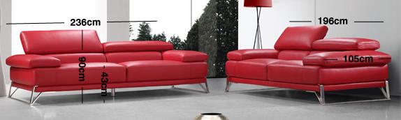 Blaze Sofa
