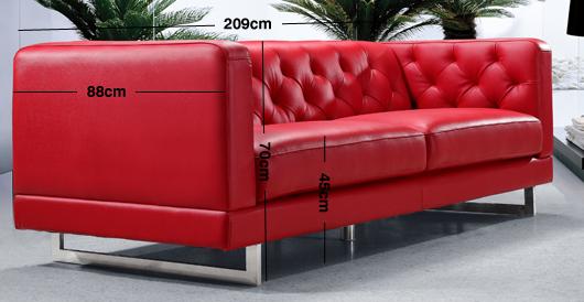 Capriotti Sofa