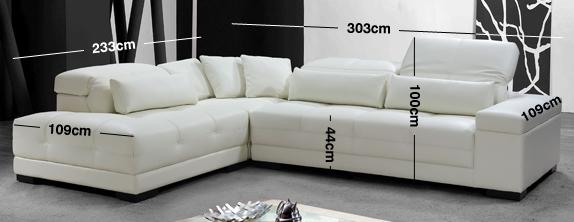 Cavelli Corner Sofa
