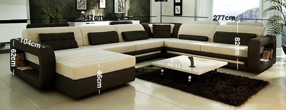 Granada Corner Sofa