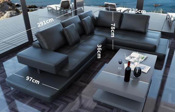 Hensvik Corner Sofa