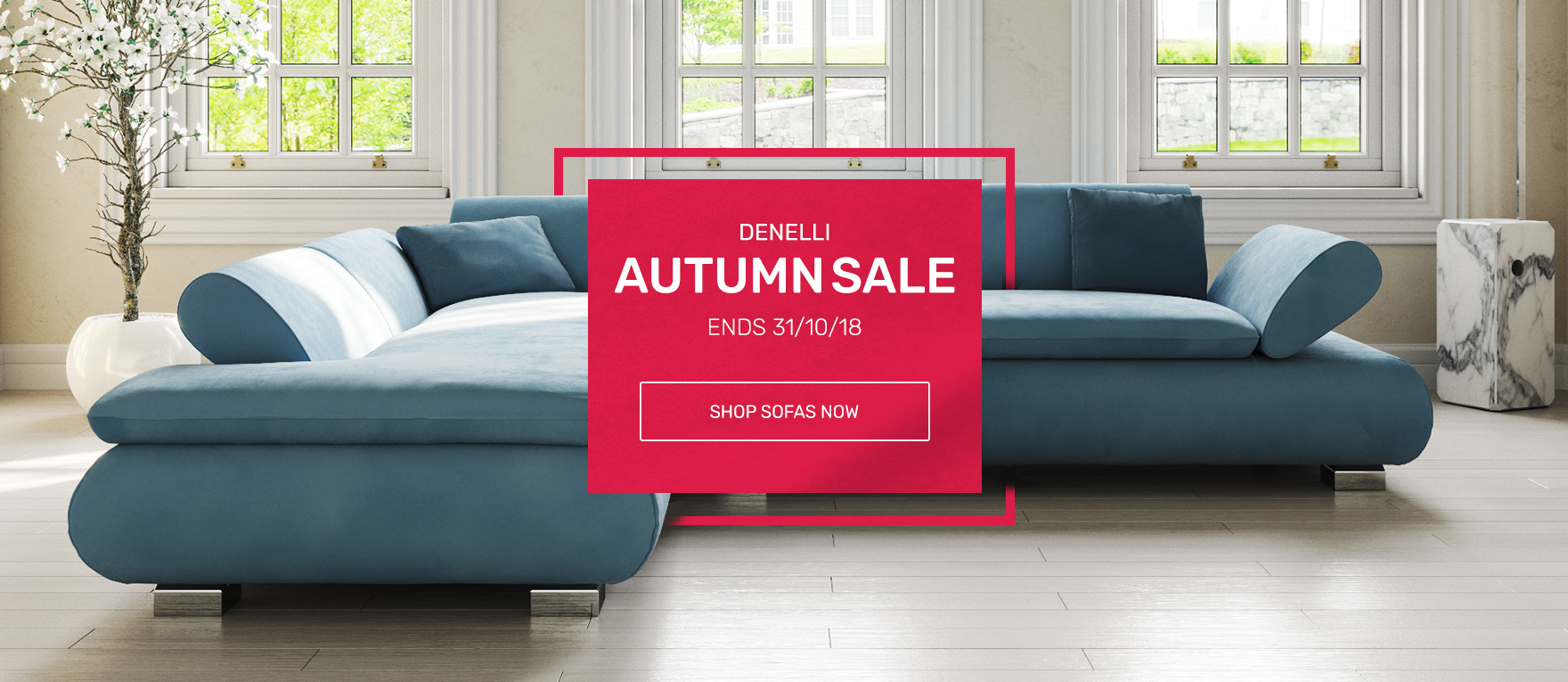 In time for Christmas - Sale Ends 31/10/18