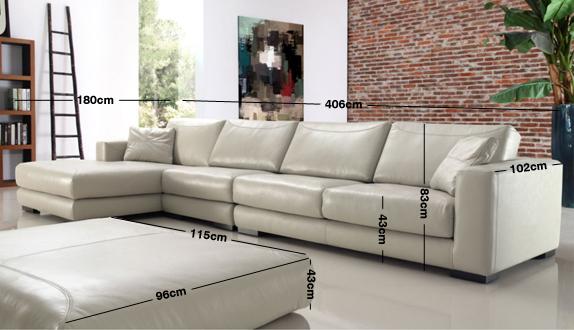 Lexus Corner Sofa