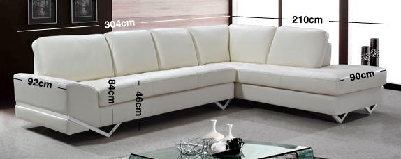 Madison Corner Sofa