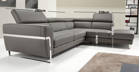 Michel Corner Sofa