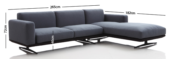 Monty Corner Sofa