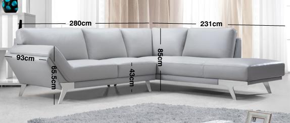 Nico Corner Sofa