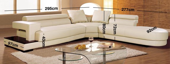 Odyssy Corner Sofa