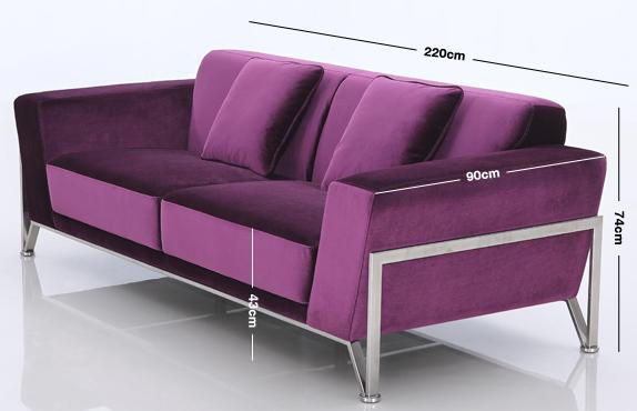 Rouche Sofa
