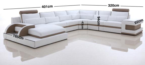 Space Corner Sofa