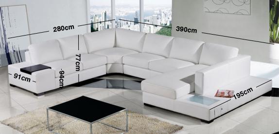 Spectrum Corner Sofa