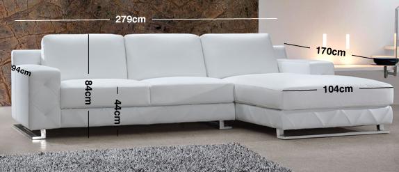 Stylo Corner Sofa