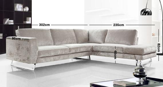 Vivid Corner Sofa