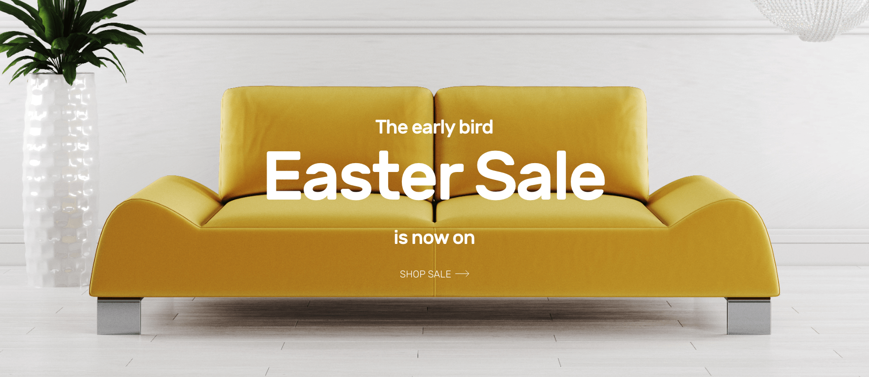 Easter Sale Extended - Shop Now