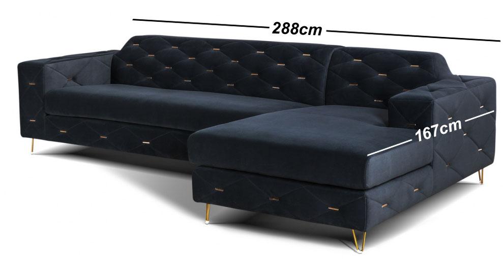 Zin Sofa Sizes